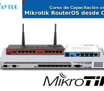 Configuracion de  Mikrotik especial para WISP – Desde 0 hasta Nivel Avanzado